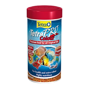 Tetra Pro Colour Tropical Fish Food 55g