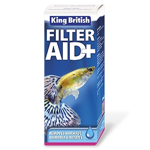 King British Filter Aid+ 250ml