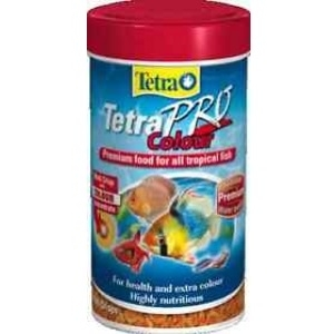 Tetra Pro Colour Tropical Fish Food 55g / 250ml