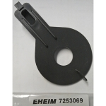Eheim Classic 600 2217 External Filter Impeller Pump Cover Part 7253069