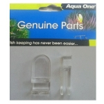 Aqua One AquaNano 55 Glass Cover Clips (56160)
