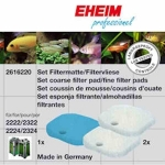Eheim 2222 2322 2224 2324 Filter Pad Set 2616220