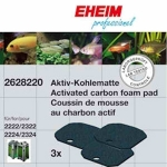 Eheim 2222 2322 2224 2324 Carbon Pad Set 2628220