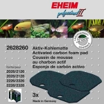 Eheim 2226 2228 2328 Carbon Filter Pads 2628260