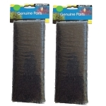 Aqua One (113s) Betta Trio Sponge Media 2 Pack