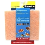 Aqua One AquaReef 195 Ammonia Pad Self Cut 10459