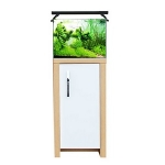 Aqua One AquaOpti 40 Glass Aquarium With Cabinet