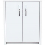 Aqua One Inspire 60 White Gloss Cabinet (AquaOpti 85)