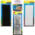Aqua One AquaStyle 126/380 Filter Media Set (1c,1s,1w) + Noodles 250g