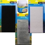 Aqua One AquaStyle 850 Filter Media Set (4c,4s,4w) + 600g Noodles