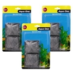 Aqua One (69c) AquaStart 340 Pro Carbon Cartridge Triple Pack