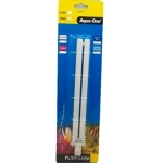 Aqua One PL 9w Sunlight / Tropical 2 Pin Bulb 53034