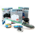 Aqua One (403s,404s,403w) Aquis 1050 Filter Kit & Free Bushes