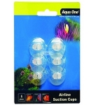 Aqua One Airline Suction Cups 6pk with 5 mtr of Airline