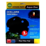 Aqua One Ocellaris 3000UV Fine Sponge Foam (142s)