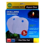 Aqua One (141w) Ocellaris 3000UV Replacement Fine Wool Pad