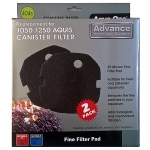 Aqua One (404s) Aquis 1050 Fine Sponge Foam Windsor 66