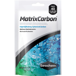 Seachem Matrix Carbon Filter Media 100ml