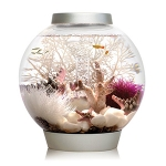 BiOrb Classic 15  Aquarium with MCR LED Silver