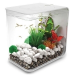 BiOrb Flow 15 Aquarium  with LED Light White