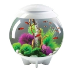 BiOrb HALO 30 Aquarium with LED Light White