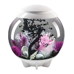 BiOrb HALO 60 Aquarium with LED light White