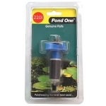 Pond One Piranha 3,500 Pump Impeller (220i)
