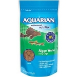 Aquarian Algae Wafer Sinking Chips 255g