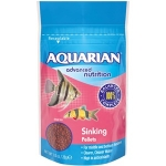 Aquarian Advanced Nutrition Sinking Pellets 28g