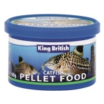 King British Catfish Pellet Food 65G