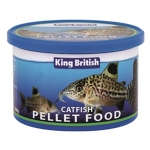 King British Catfish Pellet Food 200G