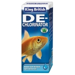 King British De-Chlorinator 50ml