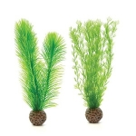 BiOrb Reef One Small Green Feather Fern 46083