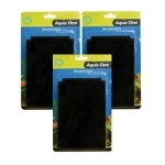 Aqua One Lifestyle 21 Filter Media Sponge Pad 164S Triple Pack