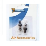 Superfish Air Non-return Valve Blister 2pcs