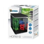 Superfish Home 8 Aquarium in Black
