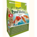 Tetra Pond Sticks Food 4 Litre / 450G