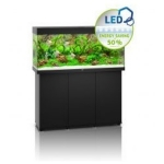Juwel Rio 240 LED Aquarium & Cabinet - Black