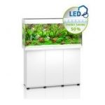Juwel Rio 240 LED Aquarium & Cabinet - White