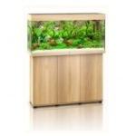 Juwel Rio 240 LED Aquarium & Cabinet - Light Wood