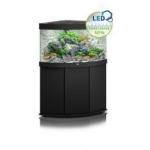Juwel Trigon 190 LED Aquarium & Cabinet - Black